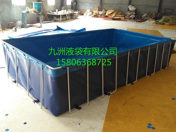 24锦鲤养殖池