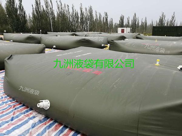 8    30立方军工移动水袋大批量组合