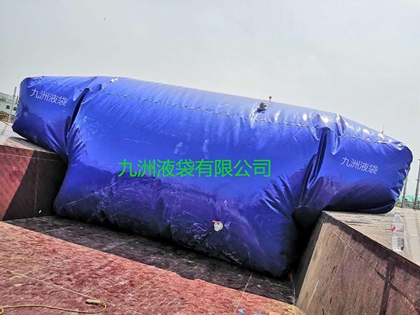 中铁二十三局定制异型预压水袋