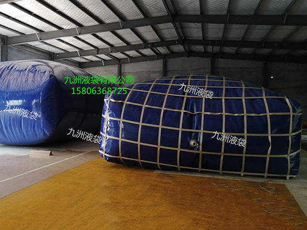 120立方带安全防护网桥梁预压水袋
