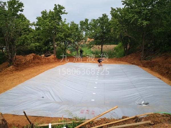 软体集雨水窖